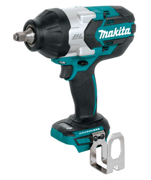 3 Makita Xwt08z 18v Lxt Impact Wrench