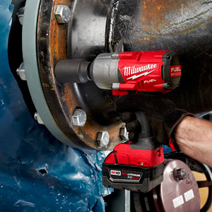 With 1 000 Foot Pounds Of Torque And A Maximum Breakaway 400 Feet This Is Easily The Most Ful Impact Wrench On List