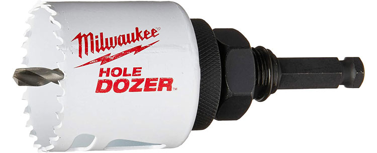 Milwaukee Hole Dozer