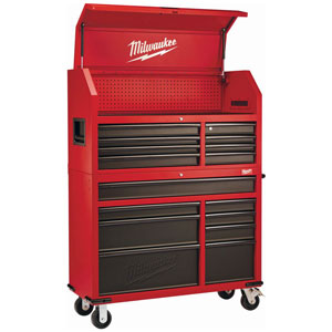 #5 U2013 Milwaukee 48 22 8510 8520 46 Inch Tool Chest And Cabinet Combo
