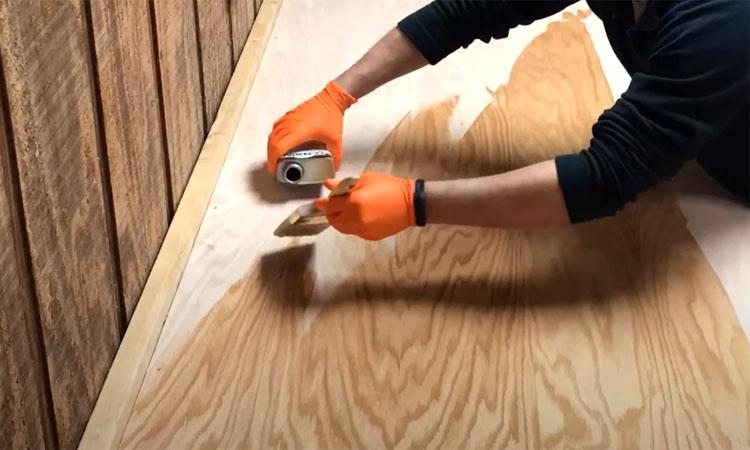 oil sealer for plywood