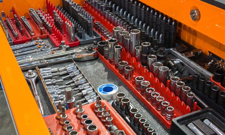 organize tool chest