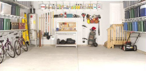 an tidymom storage before monkey tools bars organized the and using garage at organization net systems after