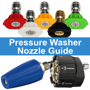 pressure washer tips guide