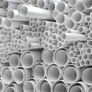 PVC pipe sizes chart