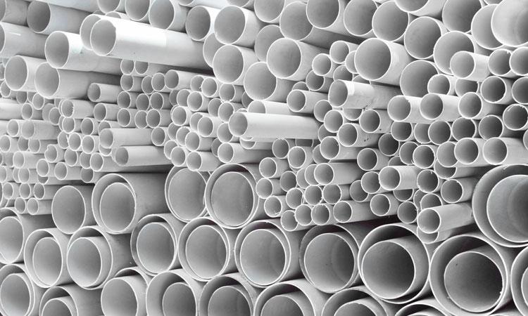 PVC pipe sizes
