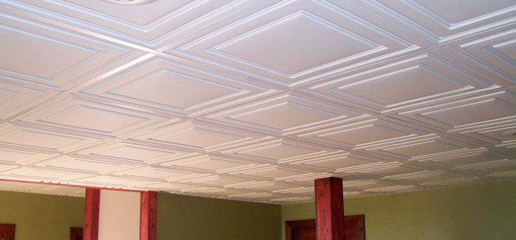 Chances Are When You Hear The Term Pvc Image Of Ceiling Tiles Never Crosses Your Mind That S Because This Durable Vinyl Material Is Most Often Used