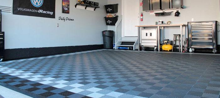 Best Garage Floor Tiles For That Custom Look Garage Tool Advisor - Best rated garage floor tiles