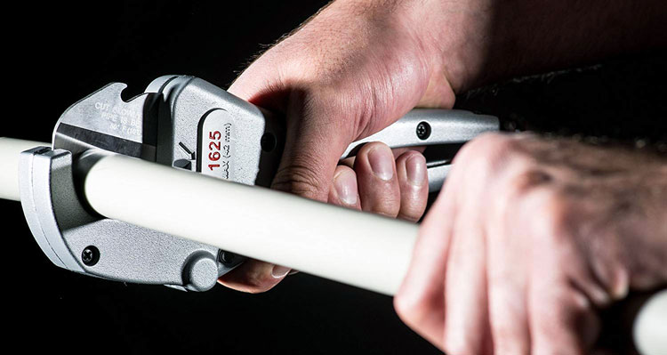 Ridgid RC-1625 pipe cutter review