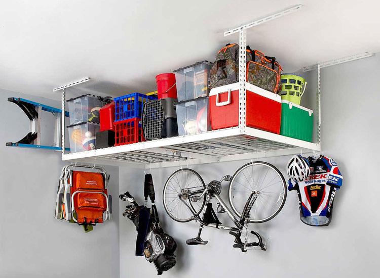 SafeRacks overhead storage review