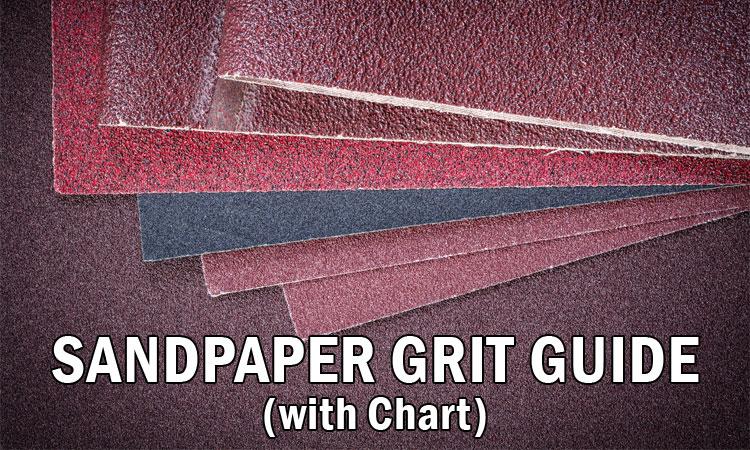 sandpaper grit