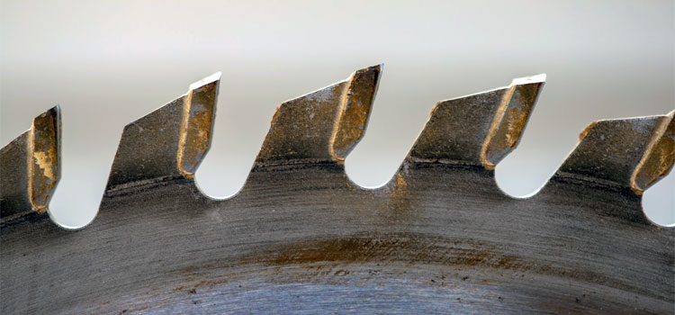saw blade tooth count