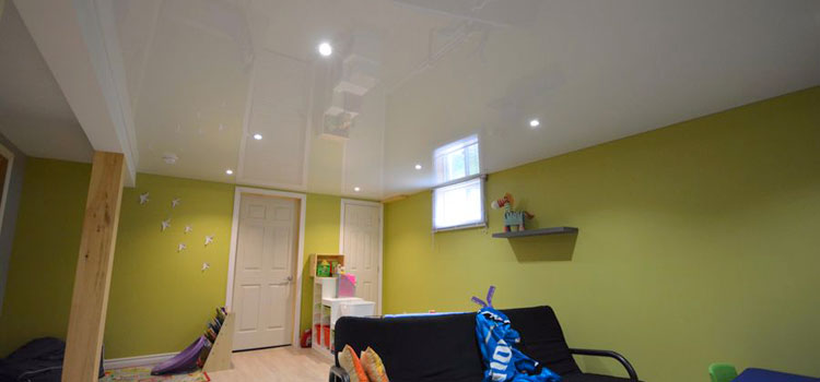 10 Cheap Basement Ceiling Ideas (for Standard and Low Ceilings)