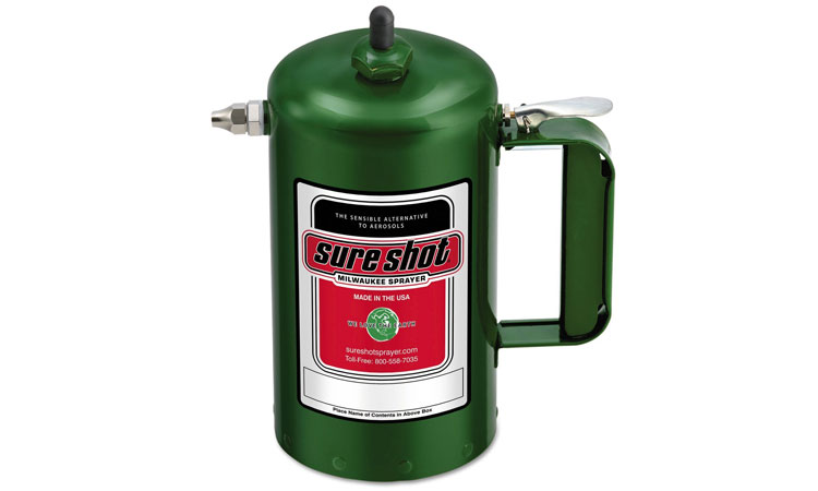 SureShot compressed air sprayer