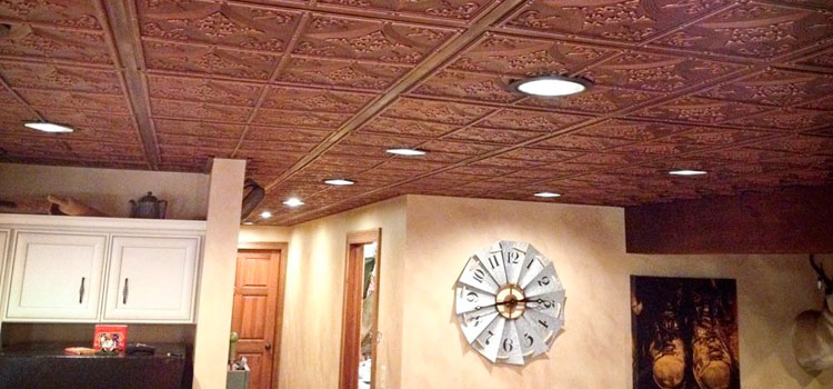 10 Basement Ceiling Ideas For Standard And Low Ceilings