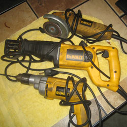 Places that buy used power tools near me