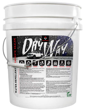 top water repellent driveway sealer