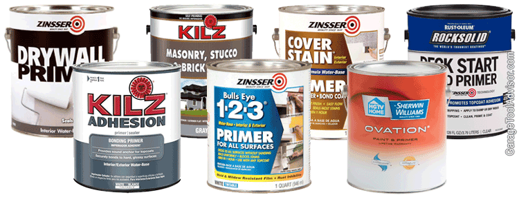 types of primer