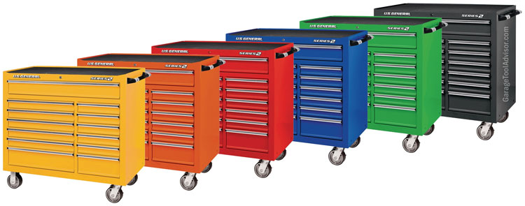 US General tool chest review