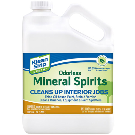 what are mineral spirits