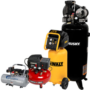 What Size Air Compressor Do I Need W Air Tool Cfm Chart