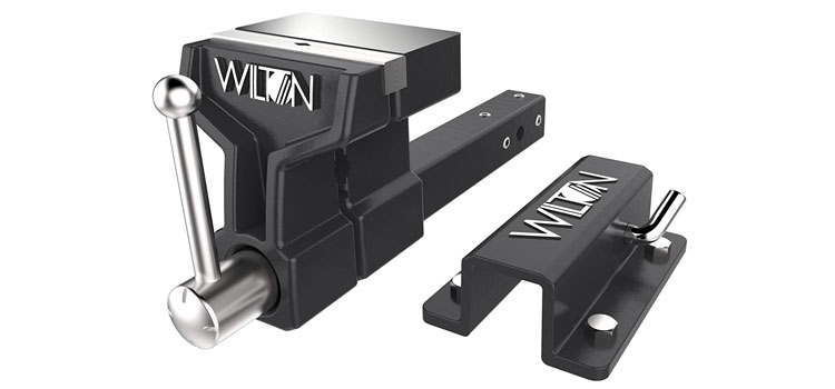Wilton truck hitch vise