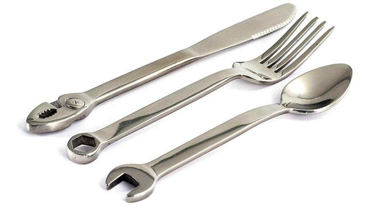 WrenchWare silverware