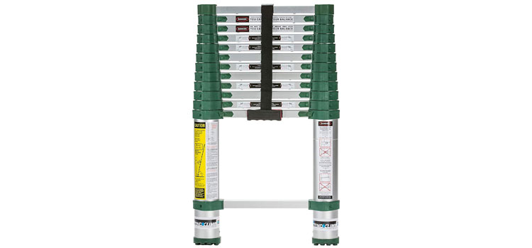 telescoping ladder
